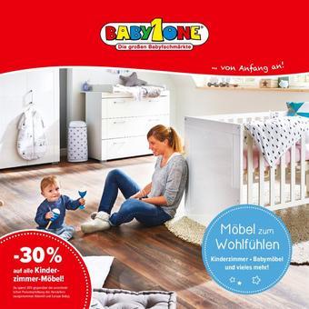 BabyOne Werbeflugblatt (bis einschl. 30-06)
