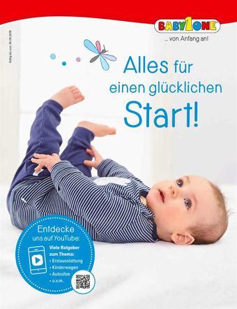BabyOne Werbeflugblatt (bis einschl. 30-09)