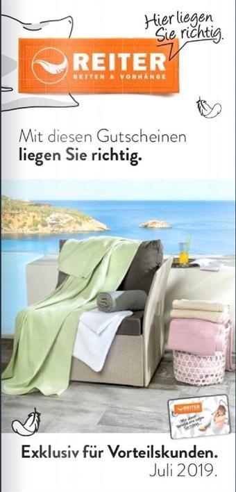 Reiter Werbeflugblatt (bis einschl. 31-07)
