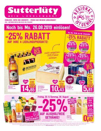 Sutterlüty Werbeflugblatt (bis einschl. 28-08)