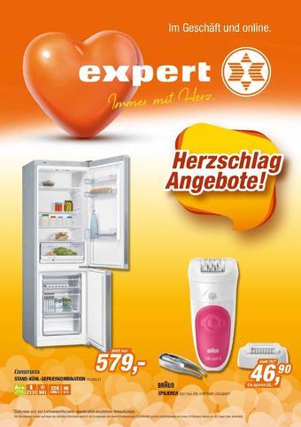 Expert Werbeflugblatt (bis einschl. 23-06)