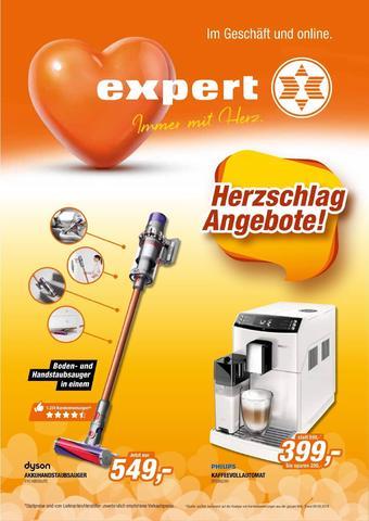 Expert Werbeflugblatt (bis einschl. 28-09)