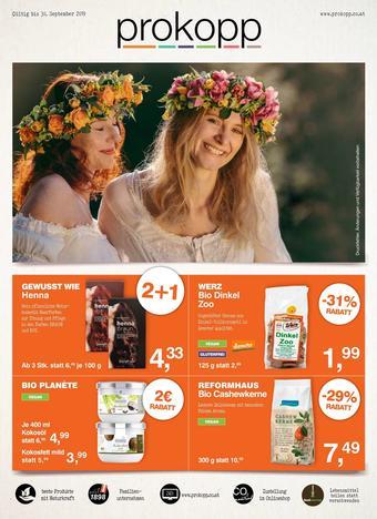 Prokopp Werbeflugblatt (bis einschl. 30-09)
