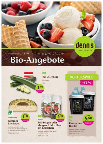 Denn's Biomarkt Werbeflugblatt (bis einschl. 02-07)