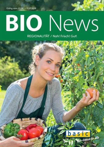 Basic Biomarkt Werbeflugblatt (bis einschl. 31-07)