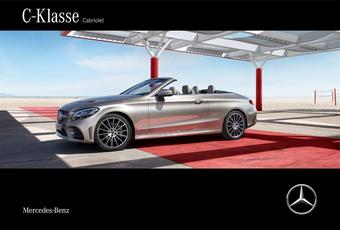Mercedes-Benz Werbeflugblatt (bis einschl. 31-12)