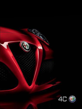 Alfa Romeo Werbeflugblatt (bis einschl. 31-12)