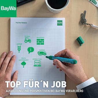 BayWa Werbeflugblatt (bis einschl. 31-12)
