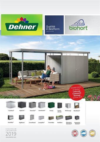 Dehner Werbeflugblatt (bis einschl. 31-05)