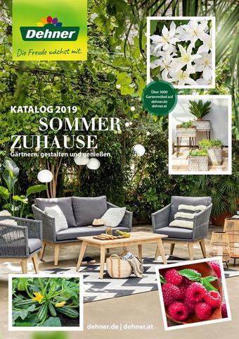 Dehner Werbeflugblatt (bis einschl. 30-09)