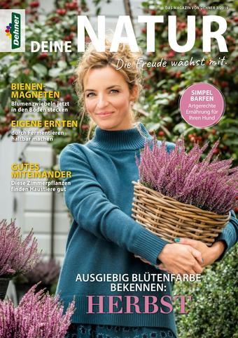 Dehner Werbeflugblatt (bis einschl. 27-10)