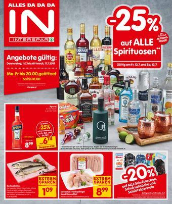 Interspar Werbeflugblatt (bis einschl. 17-07)