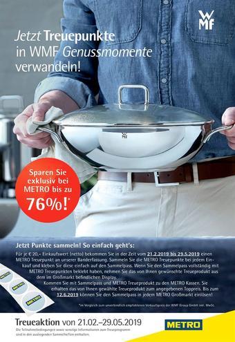 Metro Werbeflugblatt (bis einschl. 29-05)