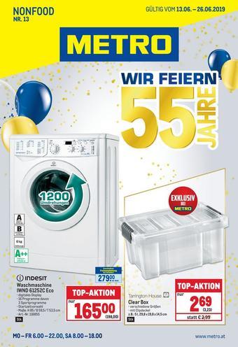 Metro Werbeflugblatt (bis einschl. 26-06)