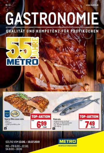 Metro Werbeflugblatt (bis einschl. 10-07)