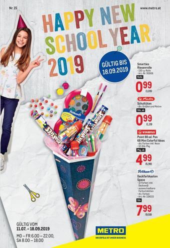 Metro Werbeflugblatt (bis einschl. 18-09)