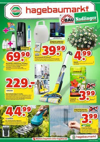 Hagebau Werbeflugblatt (bis einschl. 21-05)