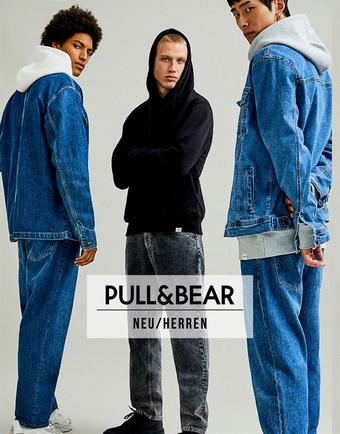 Pull & Bear Werbeflugblatt (bis einschl. 25-09)