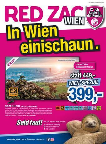 Red Zac Werbeflugblatt (bis einschl. 13-07)