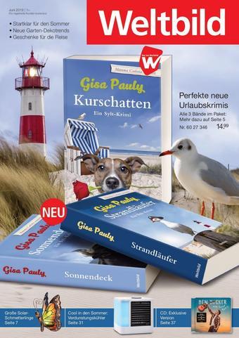 Weltbild Werbeflugblatt (bis einschl. 30-06)