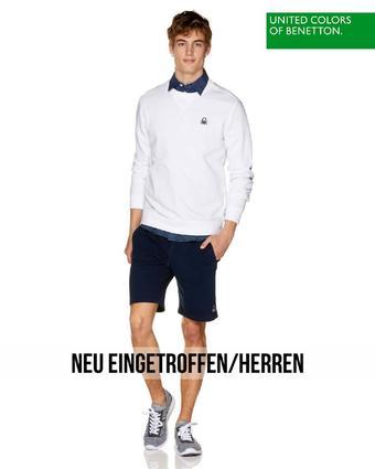 United Colors Of Benetton Werbeflugblatt (bis einschl. 10-06)