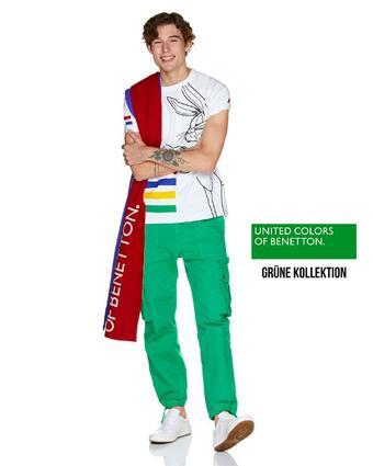 United Colors Of Benetton Werbeflugblatt (bis einschl. 12-08)