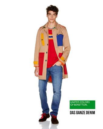 United Colors Of Benetton Werbeflugblatt (bis einschl. 11-11)