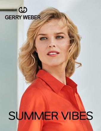 Gerry Weber Werbeflugblatt (bis einschl. 26-08)
