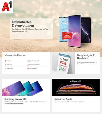 A1 Werbeflugblatt (bis einschl. 07-10)