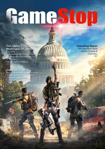 GameStop Werbeflugblatt (bis einschl. 09-06)