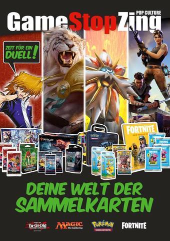 GameStop Werbeflugblatt (bis einschl. 31-10)
