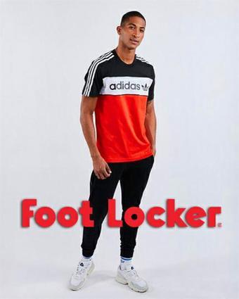 Foot Locker Werbeflugblatt (bis einschl. 31-08)
