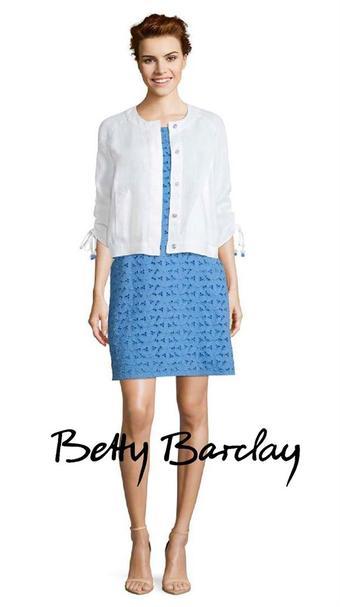 Betty Barclay Werbeflugblatt (bis einschl. 19-10)