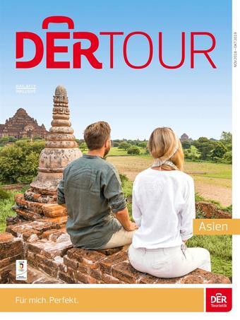 DERTOUR Werbeflugblatt (bis einschl. 30-06)