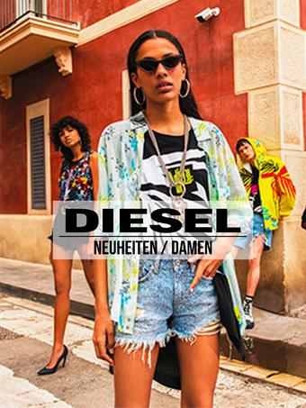 Diesel Werbeflugblatt (bis einschl. 14-07)