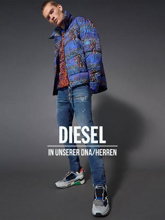 Diesel Werbeflugblatt (bis einschl. 30-11)