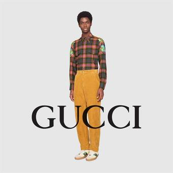 Gucci Werbeflugblatt (bis einschl. 18-10)