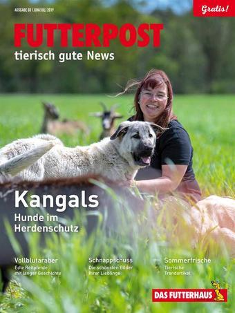 Das Futterhaus Werbeflugblatt (bis einschl. 31-07)