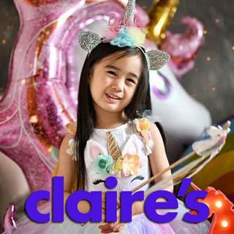 Claire's Werbeflugblatt (bis einschl. 30-05)