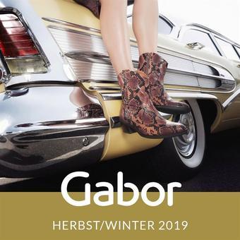 Gabor Werbeflugblatt (bis einschl. 15-10)