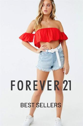 Forever 21 Werbeflugblatt (bis einschl. 30-06)
