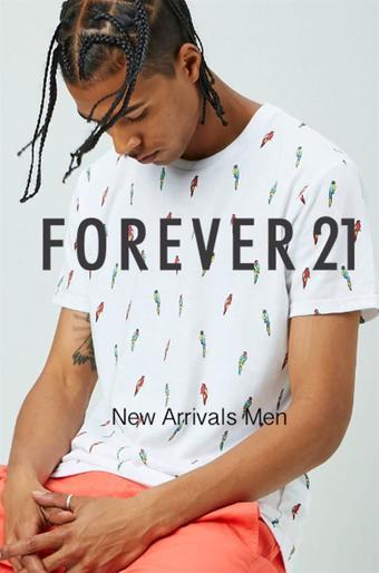 Forever 21 Werbeflugblatt (bis einschl. 09-09)
