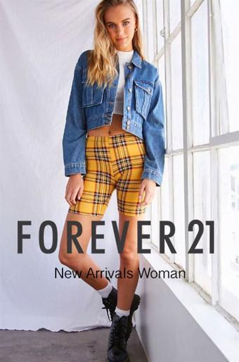 Forever 21 Werbeflugblatt (bis einschl. 31-08)