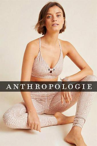 Anthropologie Werbeflugblatt (bis einschl. 05-08)