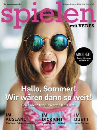Vedes Werbeflugblatt (bis einschl. 31-08)