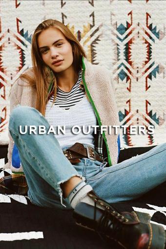 Urban Outfitters Prospekt (bis einschl. 31-10)