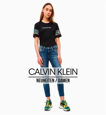 Calvin Klein Werbeflugblatt (bis einschl. 26-06)