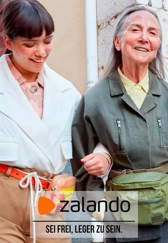 Zalando Werbeflugblatt (bis einschl. 20-11)