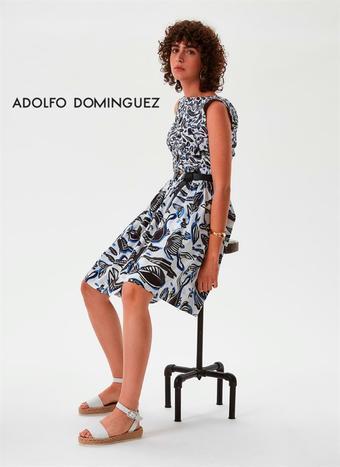 Adolfo Dominguez Werbeflugblatt (bis einschl. 20-08)