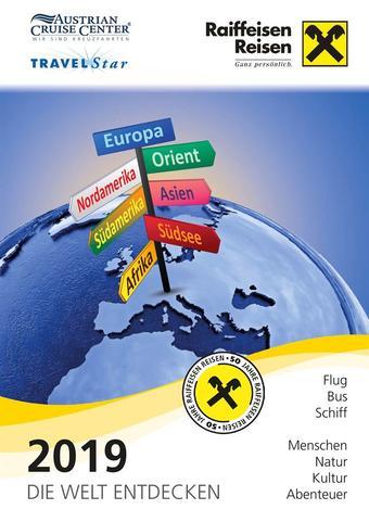 Raiffeisen Reisebüro Werbeflugblatt (bis einschl. 31-12)